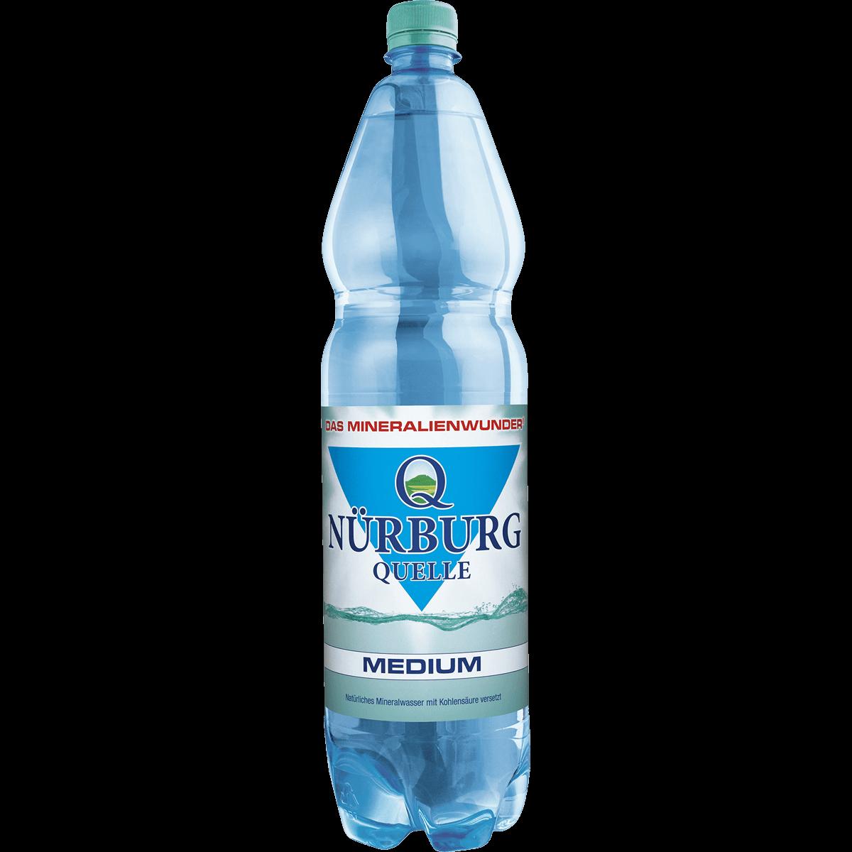 Nürburg Quelle Medium 1,5l | Wasser | Alkoholfreie Getränke ...