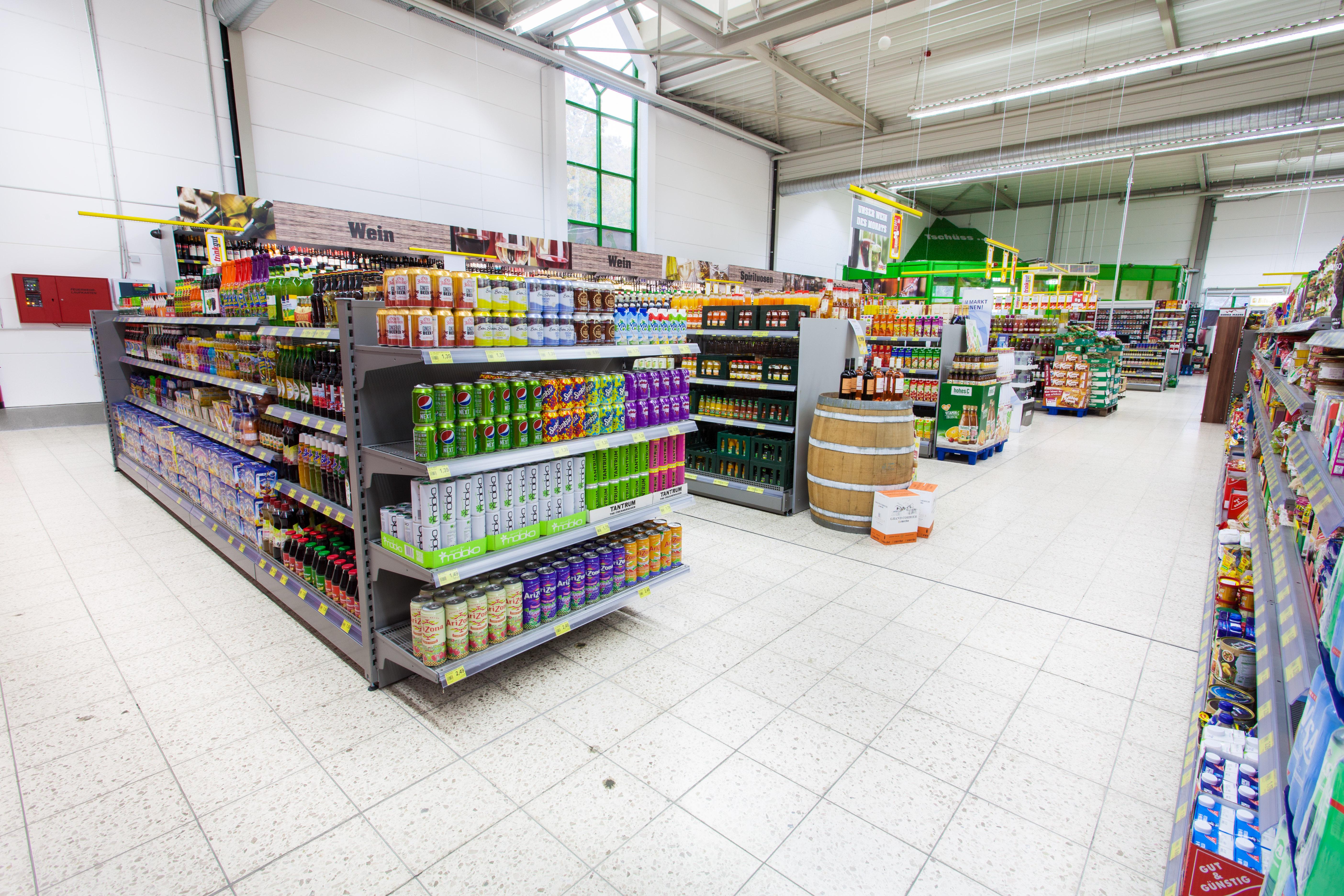 Foto des trinkgut Marktes Filiale Herzogenrath