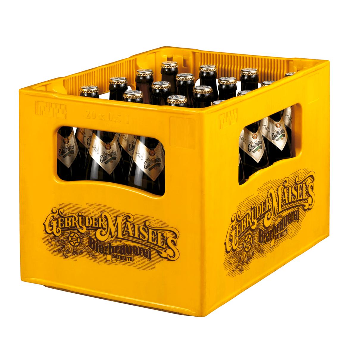 Maisel Edelhopfen Extra Premium Pilsner 20 X 0 5l Pils Bier