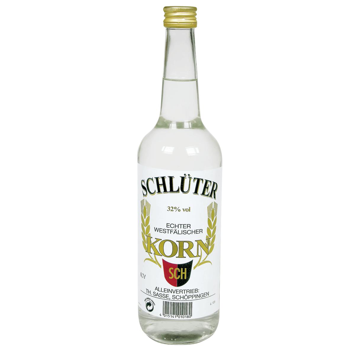 Schlüter Korn 32% 0,7L   Korn & Klare   Spirituosen   Sortiment ...
