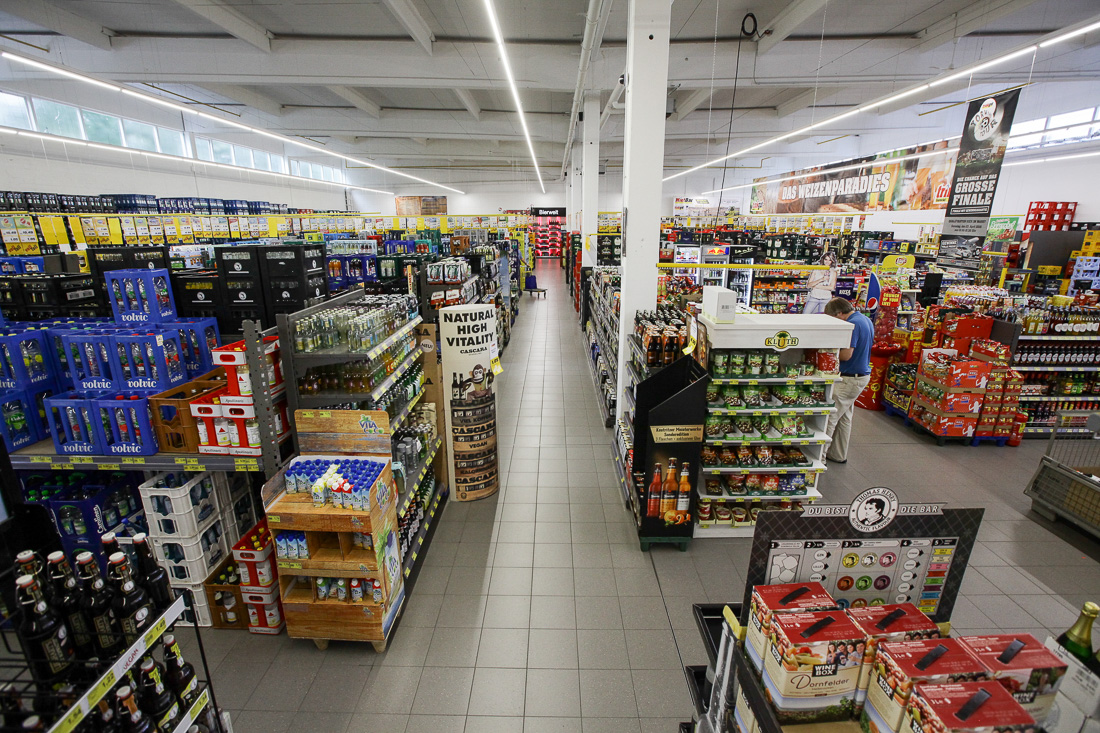 Foto des trinkgut Marktes Gorecki