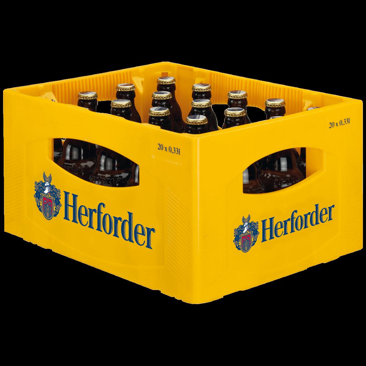 Herforder Landbier 20 x 0,33L   Pils   Bier   Sortiment   Trinkgut