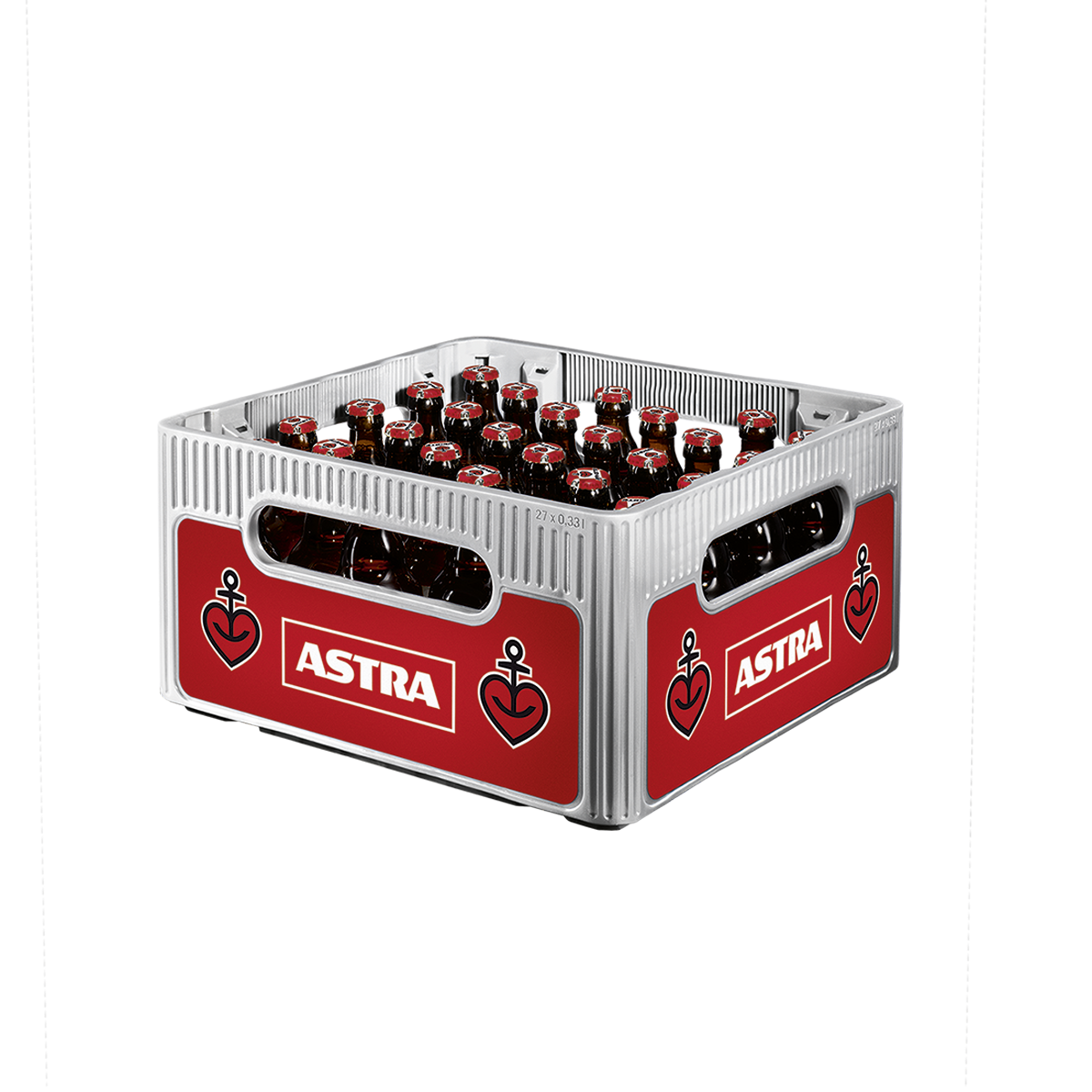 Astra Rakete Mit Citrus Vodka Aroma 27 X 033l