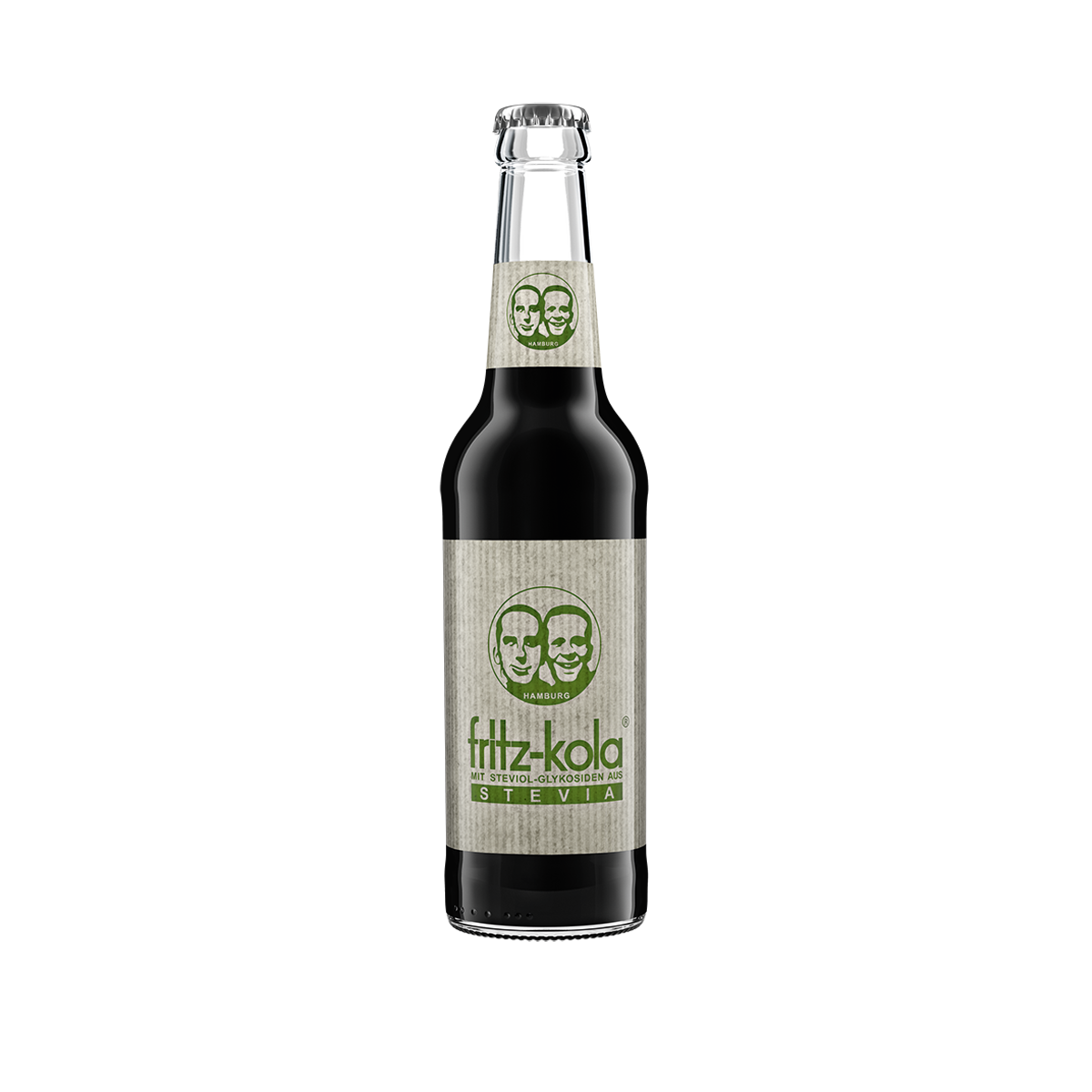 Fritz Kola Stevia 24 x 0,33L | Cola, Limonaden & Co | Alkoholfreie ...