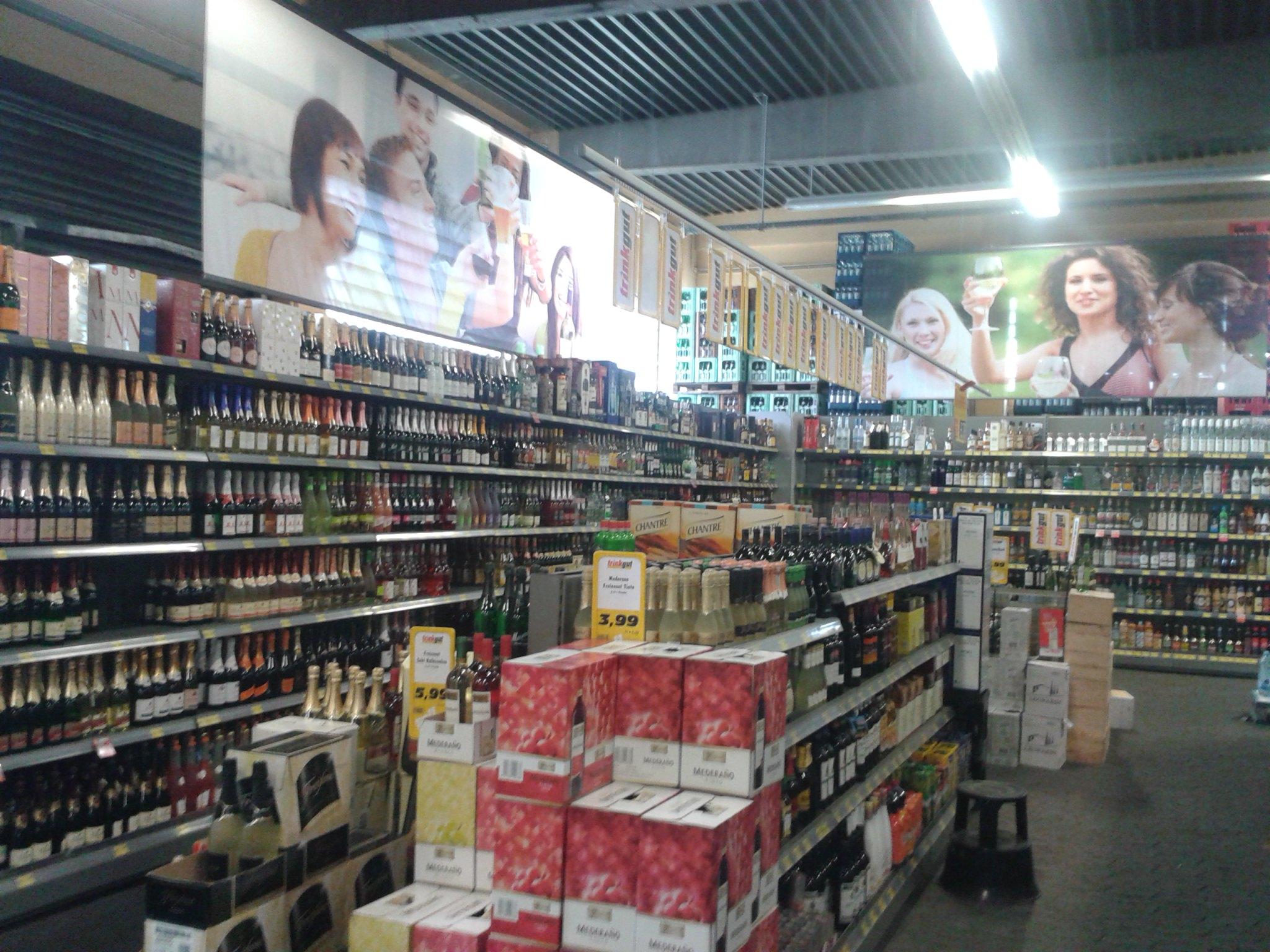 Foto des trinkgut Marktes Ratingen-West