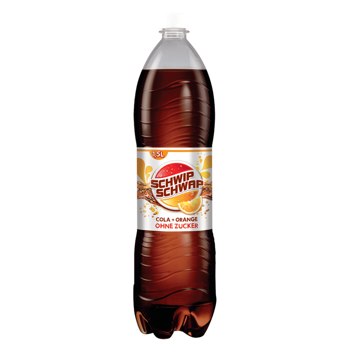 Schwip Schwap ohne Zucker 1,5l | Cola, Limonaden & Co | Alkoholfreie ...