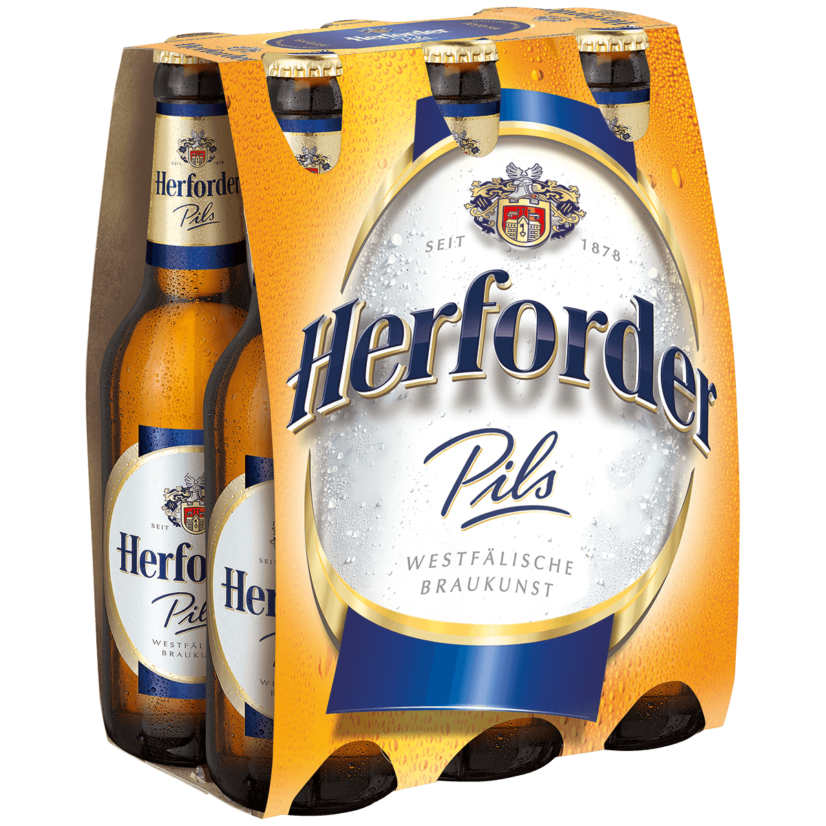 Herforder Pils 6 x 0,33L   Pils   Bier   Sortiment   Trinkgut