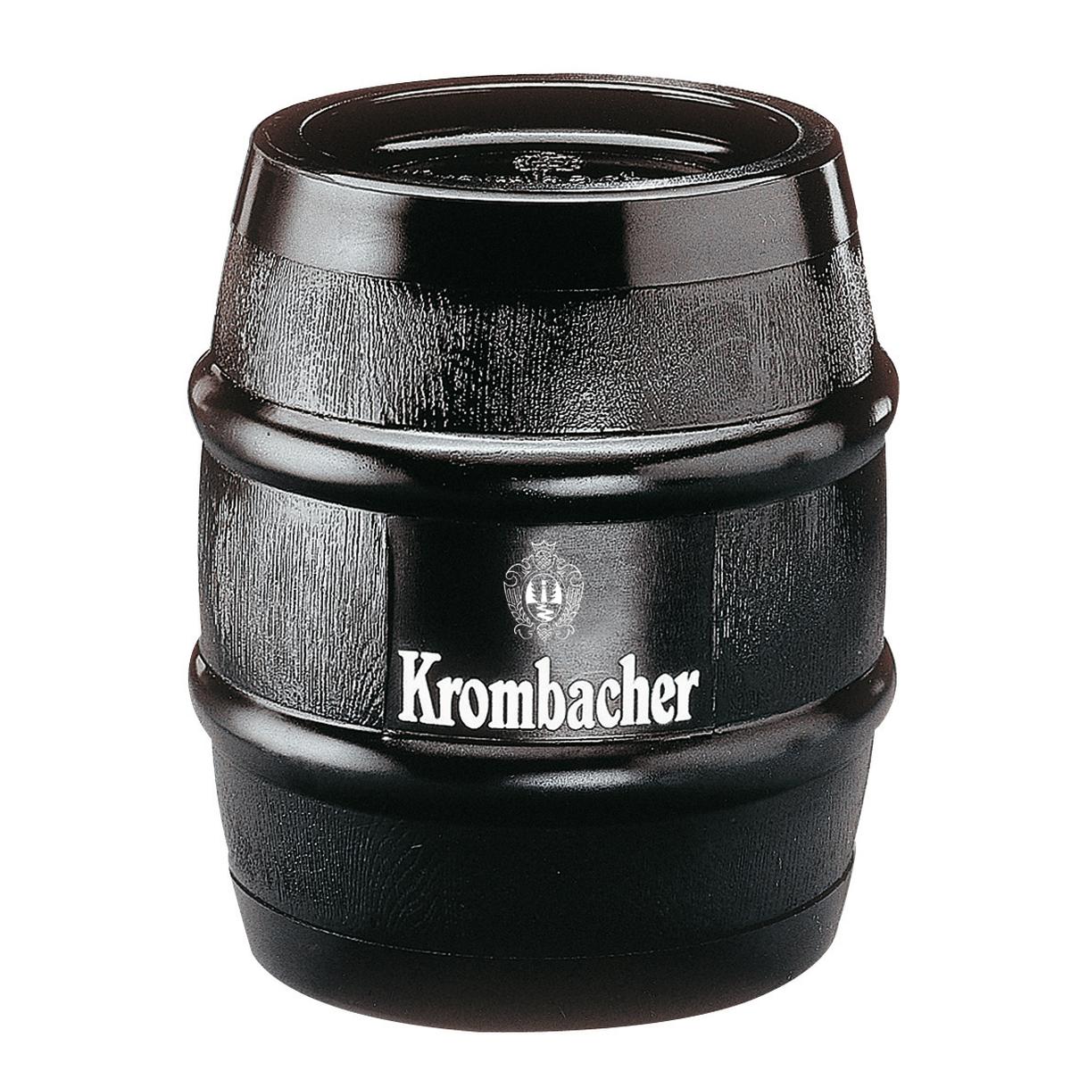 krombacher pils partyfass 15l 1 x 15l pils bier sortiment trinkgut. Black Bedroom Furniture Sets. Home Design Ideas