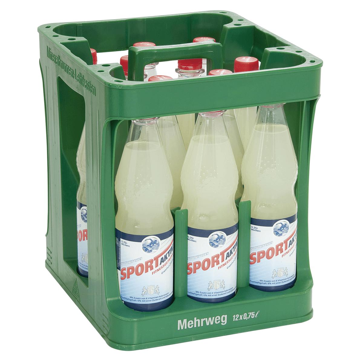 Bad Driburger Sport Aktiv 12 x 0,75L | Energydrinks | Alkoholfreie ...