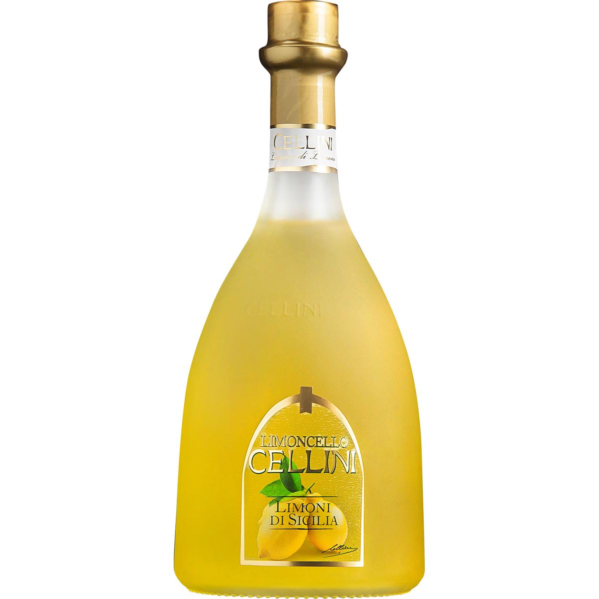 Cellini Limoncello 30% 0,7L   Liköre   Spirituosen   Sortiment ...