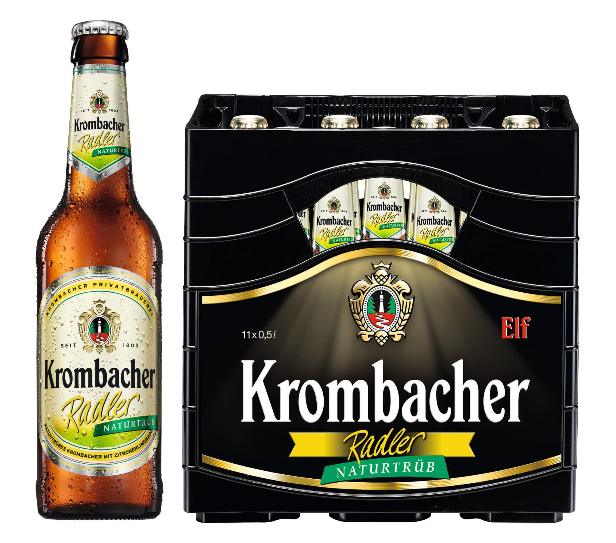 Krombacher Radler Gewinnspiel