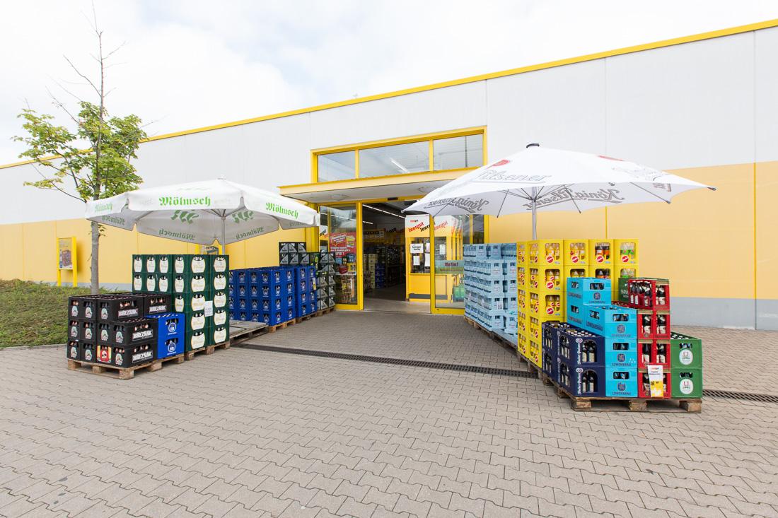Foto des trinkgut Marktes Triller