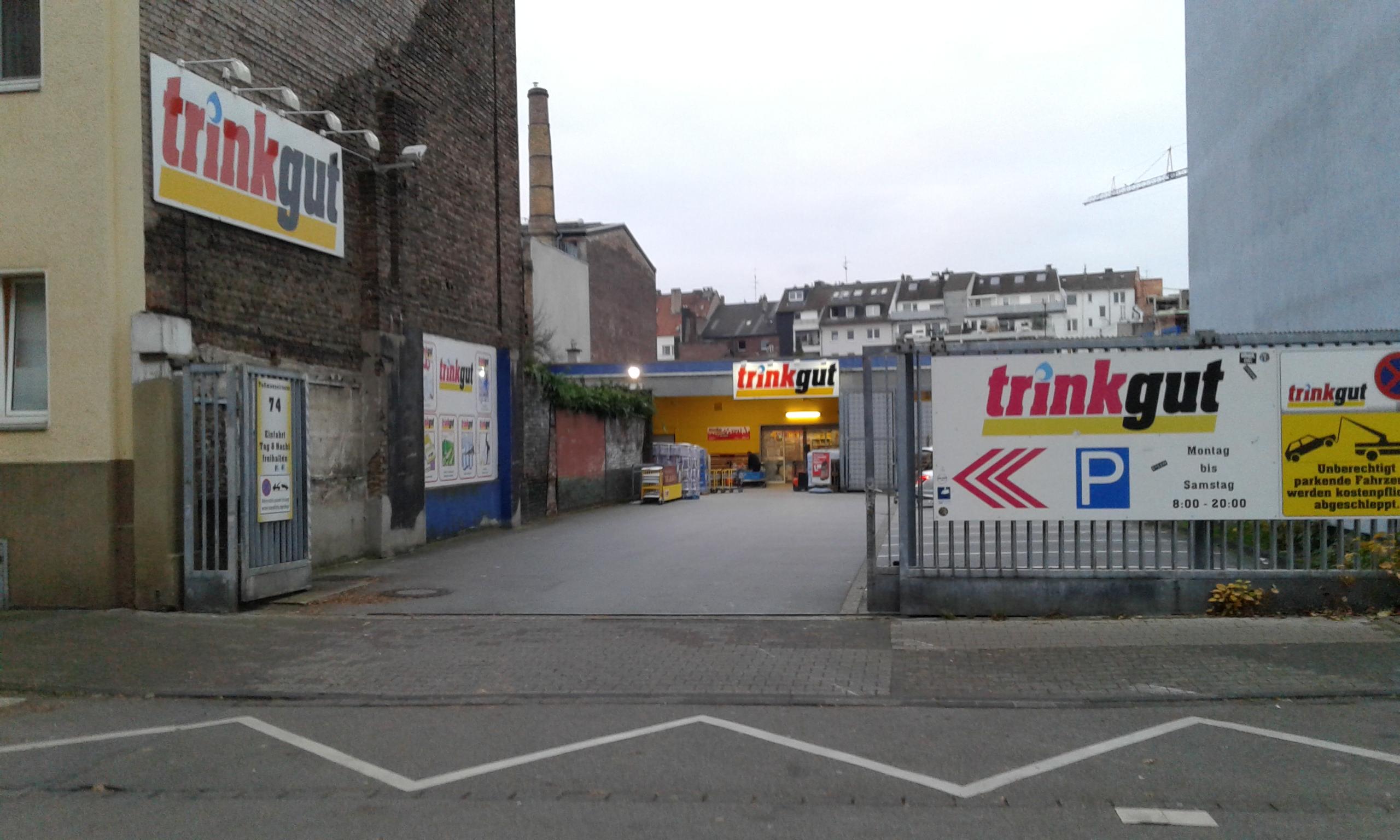 Foto des trinkgut Marktes Stübing