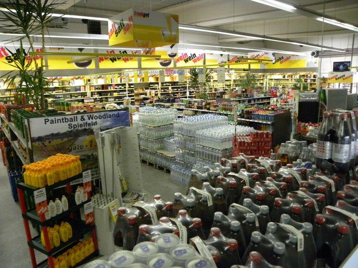 Foto des trinkgut Marktes van Hees