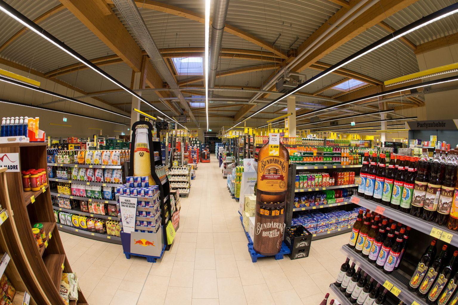 Foto des trinkgut Marktes Geldermann