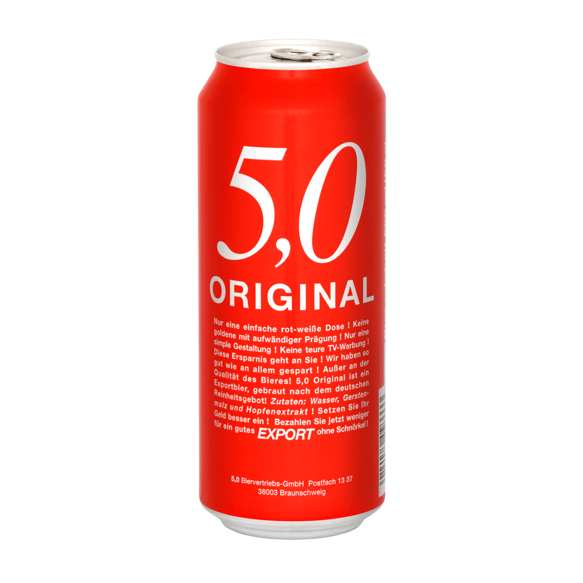 5.0 Bier