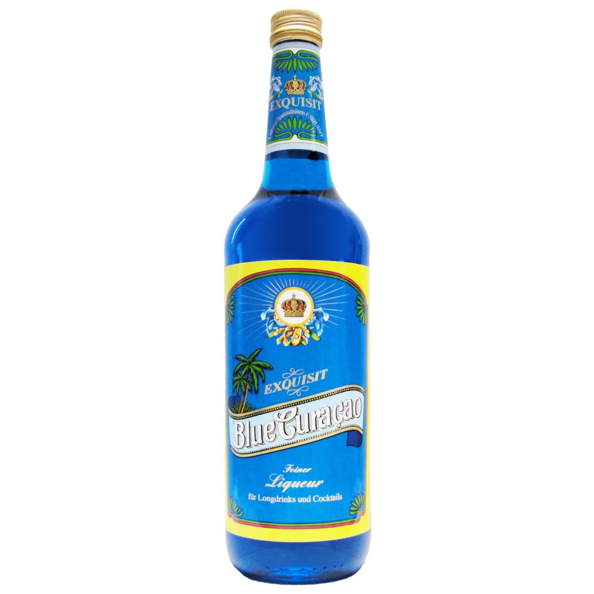 Rauter Exquisit Blue Curacao 20% 0,7L   Liköre   Spirituosen ...