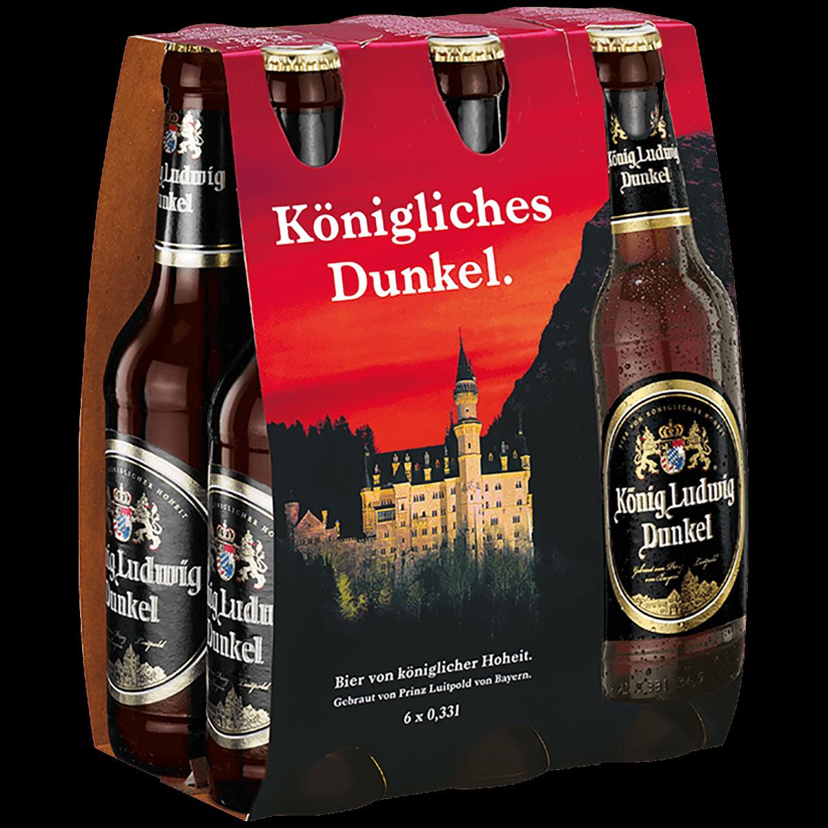 König Ludwig Bier Dunkel