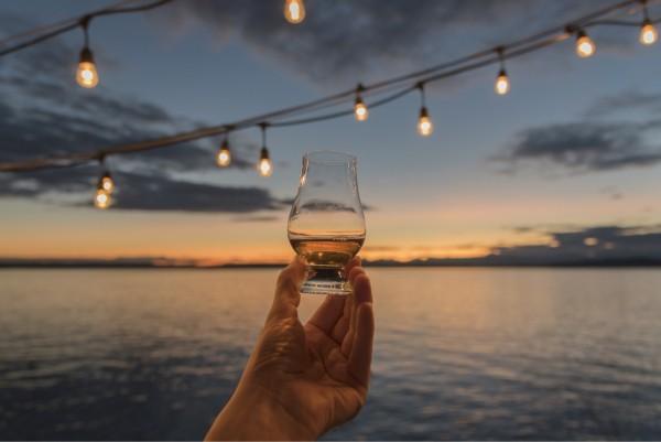 Whiskey-im-Tulpenglas