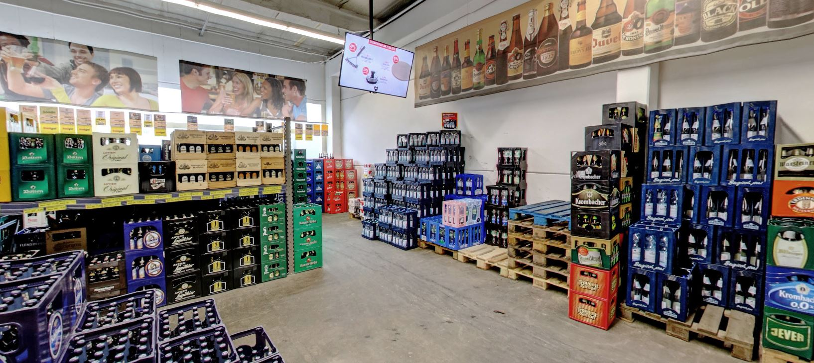 Foto des trinkgut Marktes Filiale Erkrath Hochdahl
