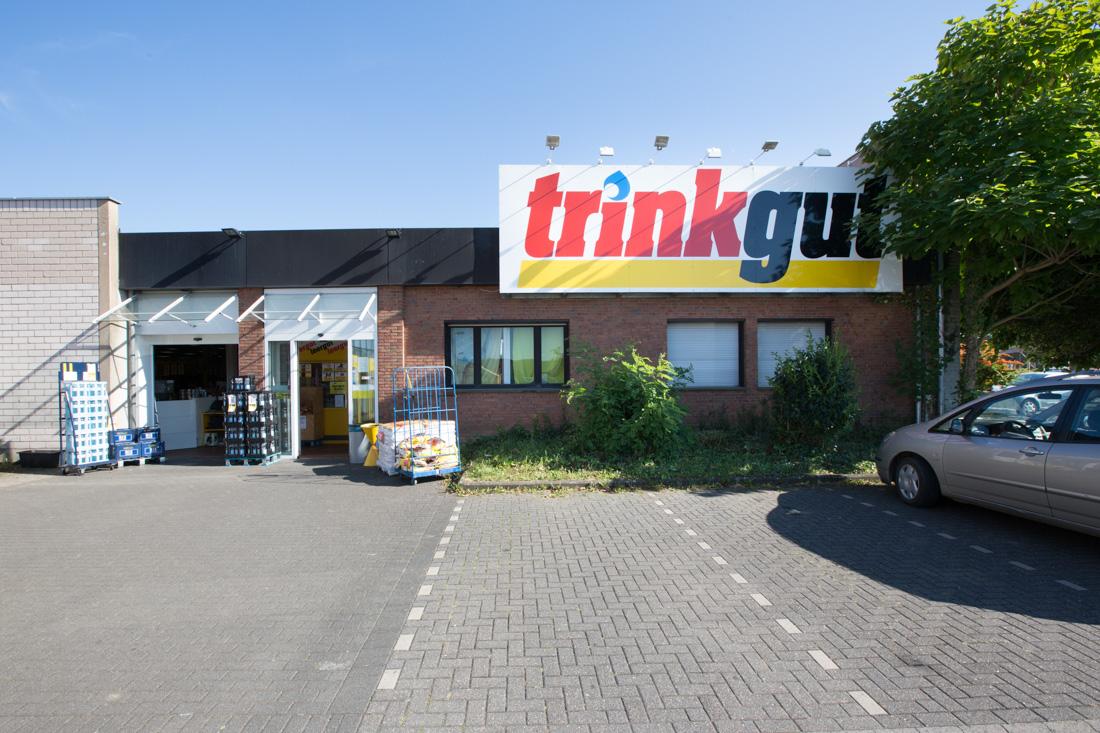 Foto des trinkgut Marktes Filiale Bornheim II