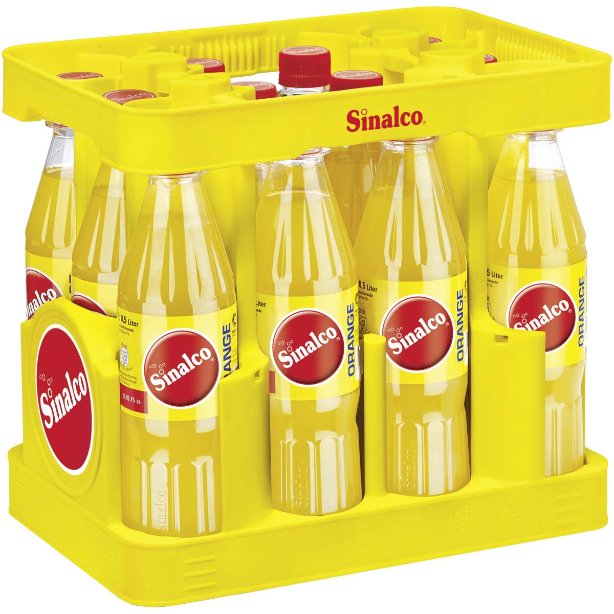 Sinalco Orange 12 x 0,5L   Cola, Limonaden & Co   Alkoholfreie ...
