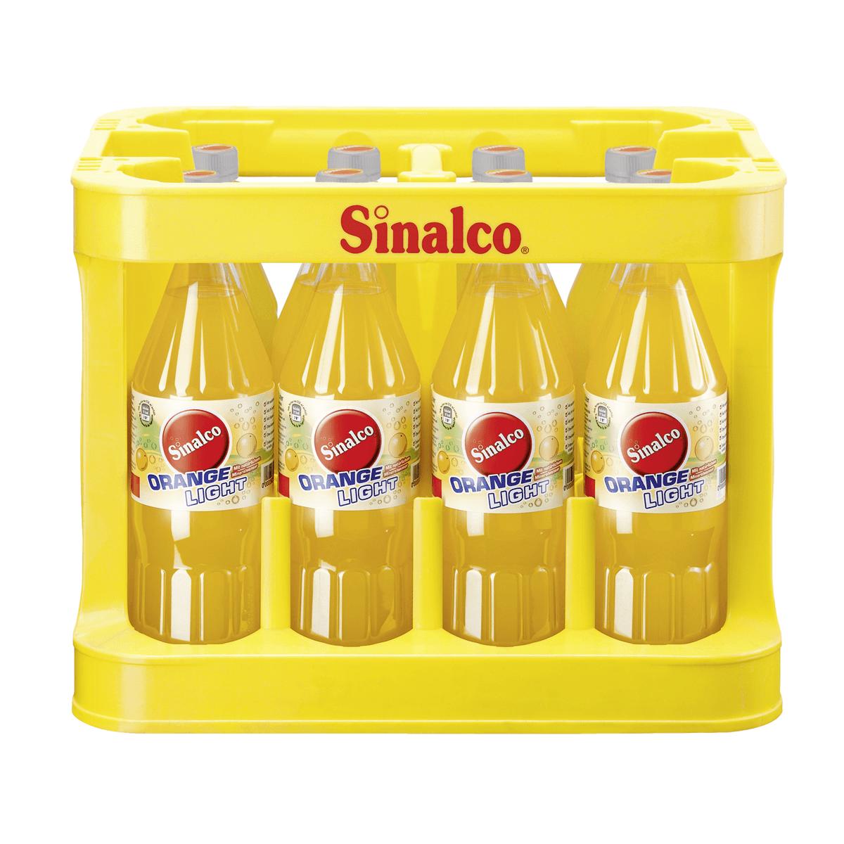 Sinalco Orange light 12 x 1L | Cola, Limonaden & Co | Alkoholfreie ...
