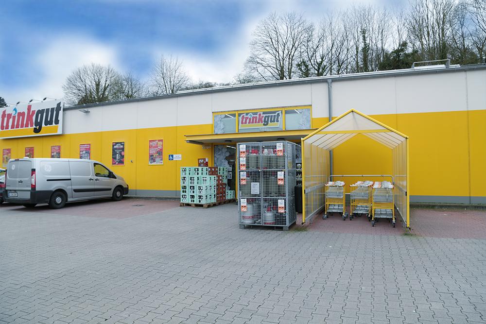 Foto des trinkgut Marktes Schmidt