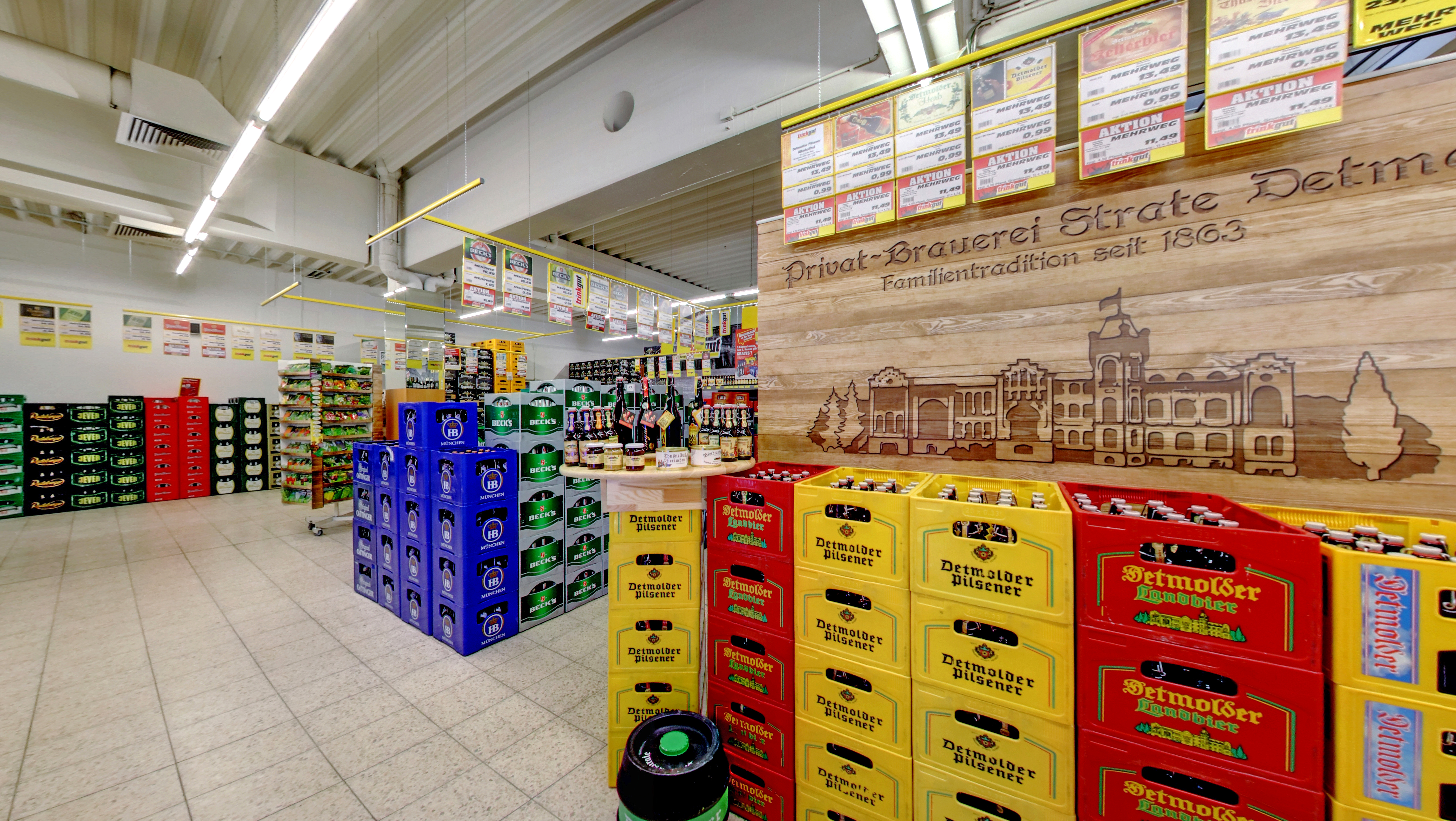 Foto des trinkgut Marktes Mayer
